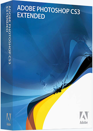 Adobe Photoshop CS3 10.0.1 Extended  torrent download for PC