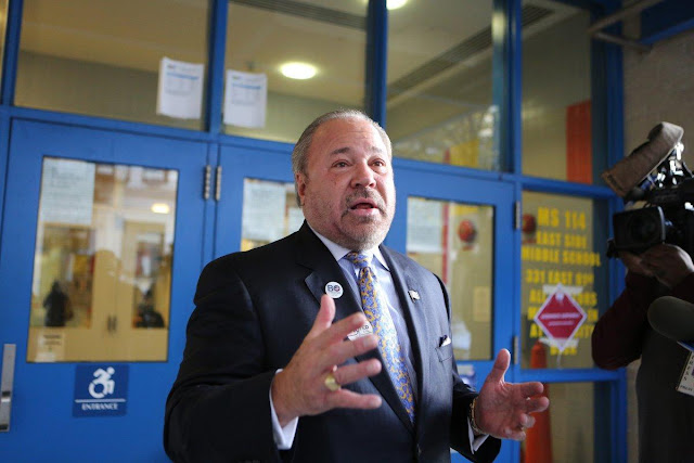Election loser Bo Dietl wants imaginary job as Mayor de Blasio's ambassador to President Trump Onlinelatesttrends