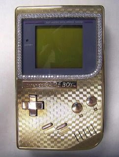 The Gold Nintendo Game Boy is one of the most expensive toy ever created