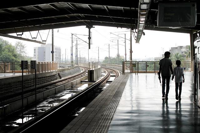 Mumbai's metro
