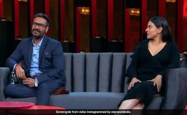 New Delhi: Ajay Devgn and Kajol believe in keeping their personal life very private. Apart from film promotions, they are seen on rare occasions.