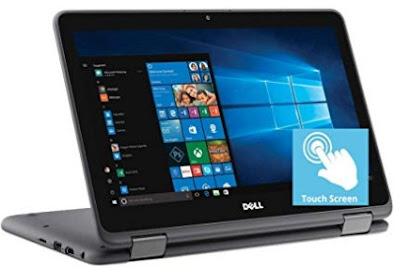Spesifikasi Dell Inspiron 11 3000 2019 Flagship laptop Dengan Processor AMD Core A6-9220e