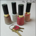 How to Label Keys with Nail Polish