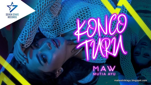 Lirik Mutia Ayu - Konco Turu