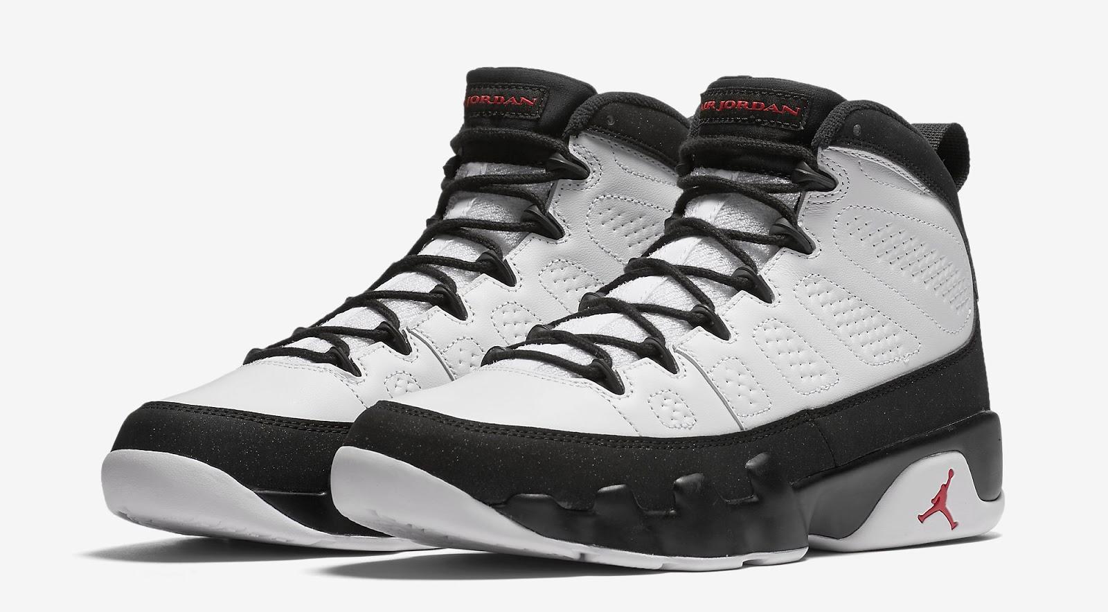 online retailer 9ae03 237b8 Air Jordan 9 Retro