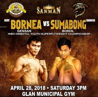 "Sanman Boxing: Complete ""Undefeated"" Card Bared"