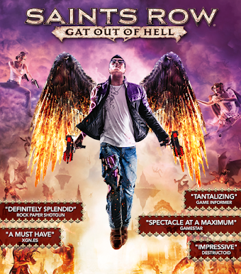 Saints Row Gat Out of Hell Full Version PC Game