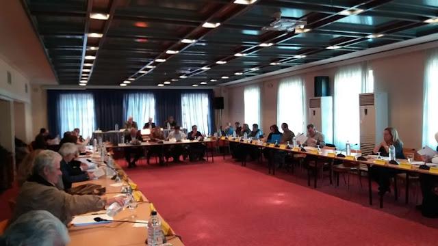 Οι παρατάξεις Πελοπόννησος Πρώτα και Πελοπόννησος Οικολογική απέχουν από το σημερινό Περιφερειακό Συμβούλιο