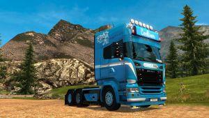 Cooliner Scania RJL skin