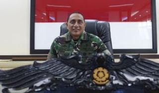 Pangkostrad Edy Rahmayadi Ketua Umum PSSI