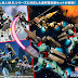 ROBOT DAMASHII (SIDE MS) Federal Army Weapon Set ANIME ver. - Release Info