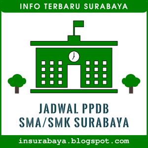 Jadwal PPDB SMA/SMK Surabaya