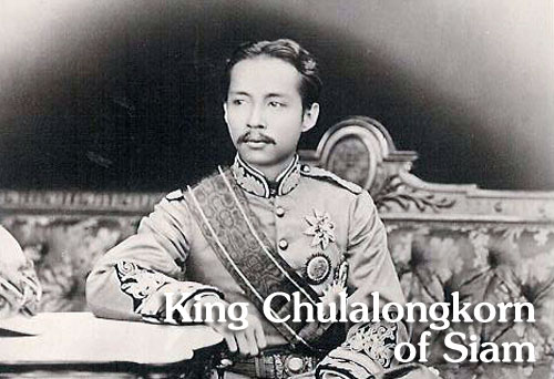 Image result for king chulalongkorn day