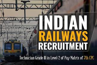 railways-direct-recruitment-Pay-Matrix-7thCPC