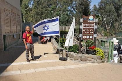 Ada Tulisan dengan Bahasa Bali di Israel