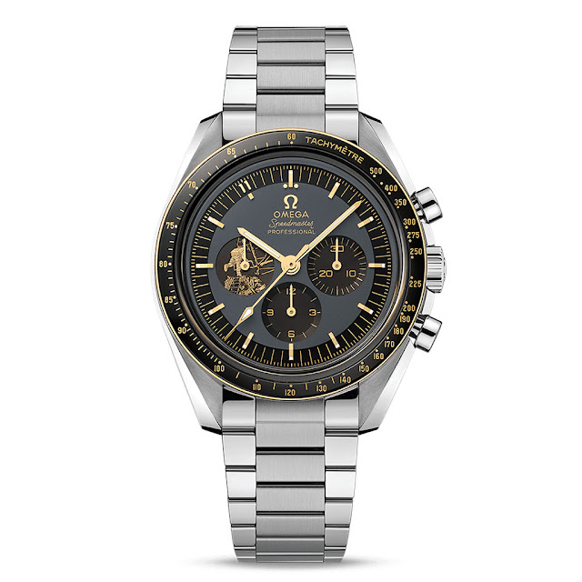 Omega Speedmaster Apollo 11 50th Anniversary (ref. 310.20.42.50.01.001)