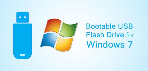Windows 7 USB Installation Guide