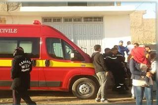 القيروان : وفاة مسنّ دهسته شاحنة بينما كان نائما بجانبها محتميا بظلها