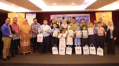 nestle malaysia, sumbangan nestle, braille, cakna braille