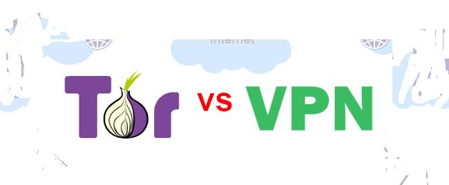 vpn vs tor advantages and disadvantages