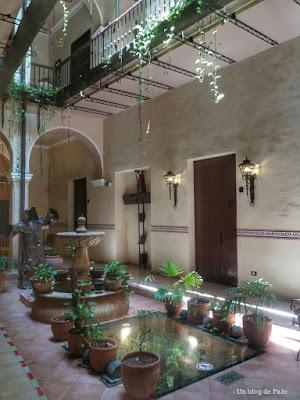 Hotel de los Frailes la habana