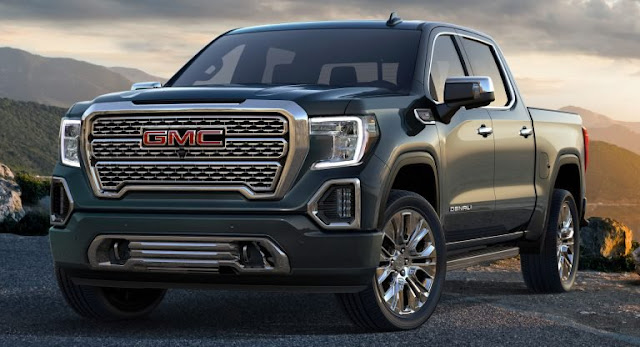 Electric Vehicles, GM, GMC Sierra, Reports, Trucks