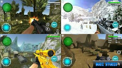 Mountain Sniper Shooting Mod Apk Android 3