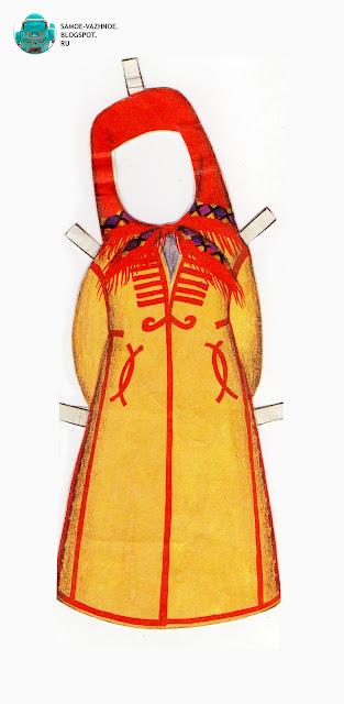 Детские бумажные куклы СССР, советские. Куклы костюмы народов республик СССР. Бумажные куклы в национальных костюмах Эстония Таллин СССР.