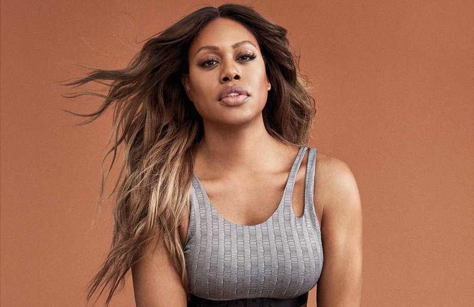 Laverne Cox de 'Orange is the New Black' é estrela da marca de Beyoncé