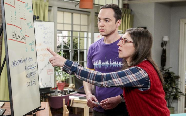 The Big Bang Theory - Episode 10.19 - The Collaboration Fluctuation - Promotional Photos & Press Release