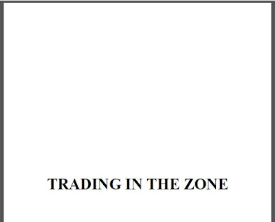 Trading In The zone by Mark Douglas Download PDF eBook