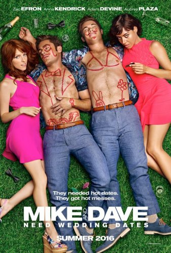 Mike and Dave Need Wedding Dates (DVDRip Ingles Subtitulada) (2016)