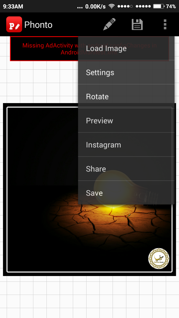Cara Membuat Desain Poster Di Android Secara Mudah Dengan