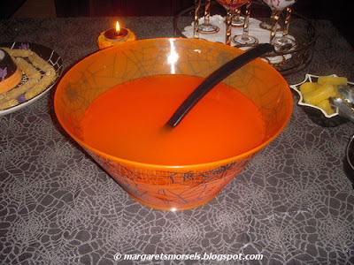 Margaret's Morsels | Halloween Ghoul-Aid Punch