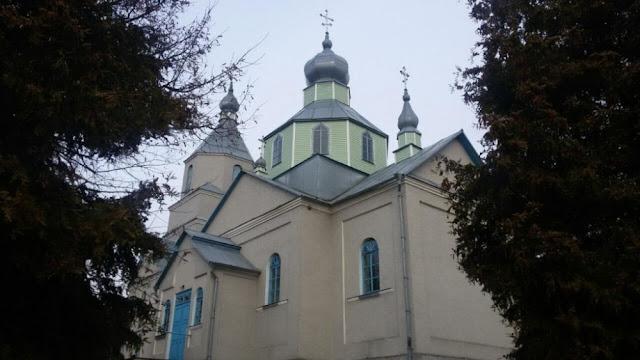Церква у с. Кути