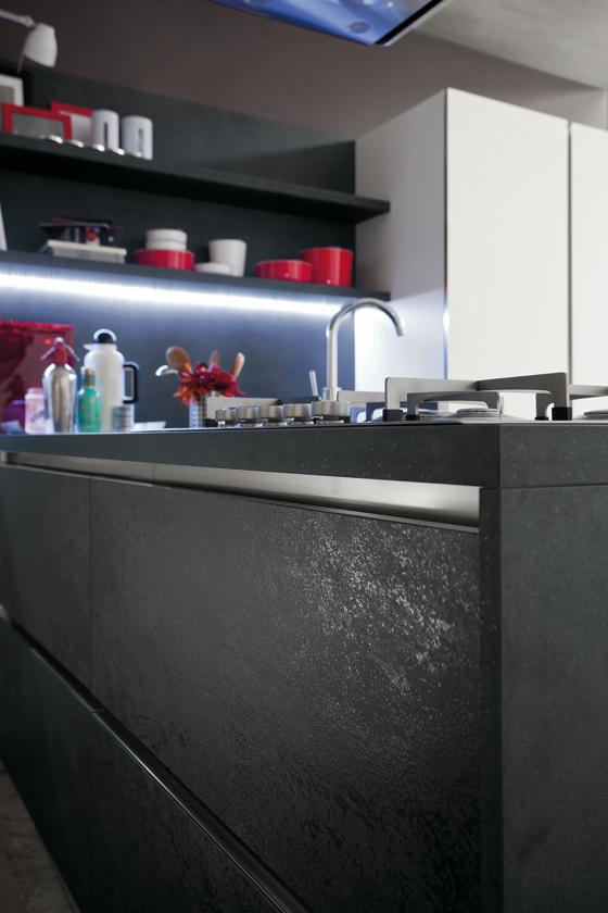 Riflessi di luce in cucina | Blog di arredamento e interni ...