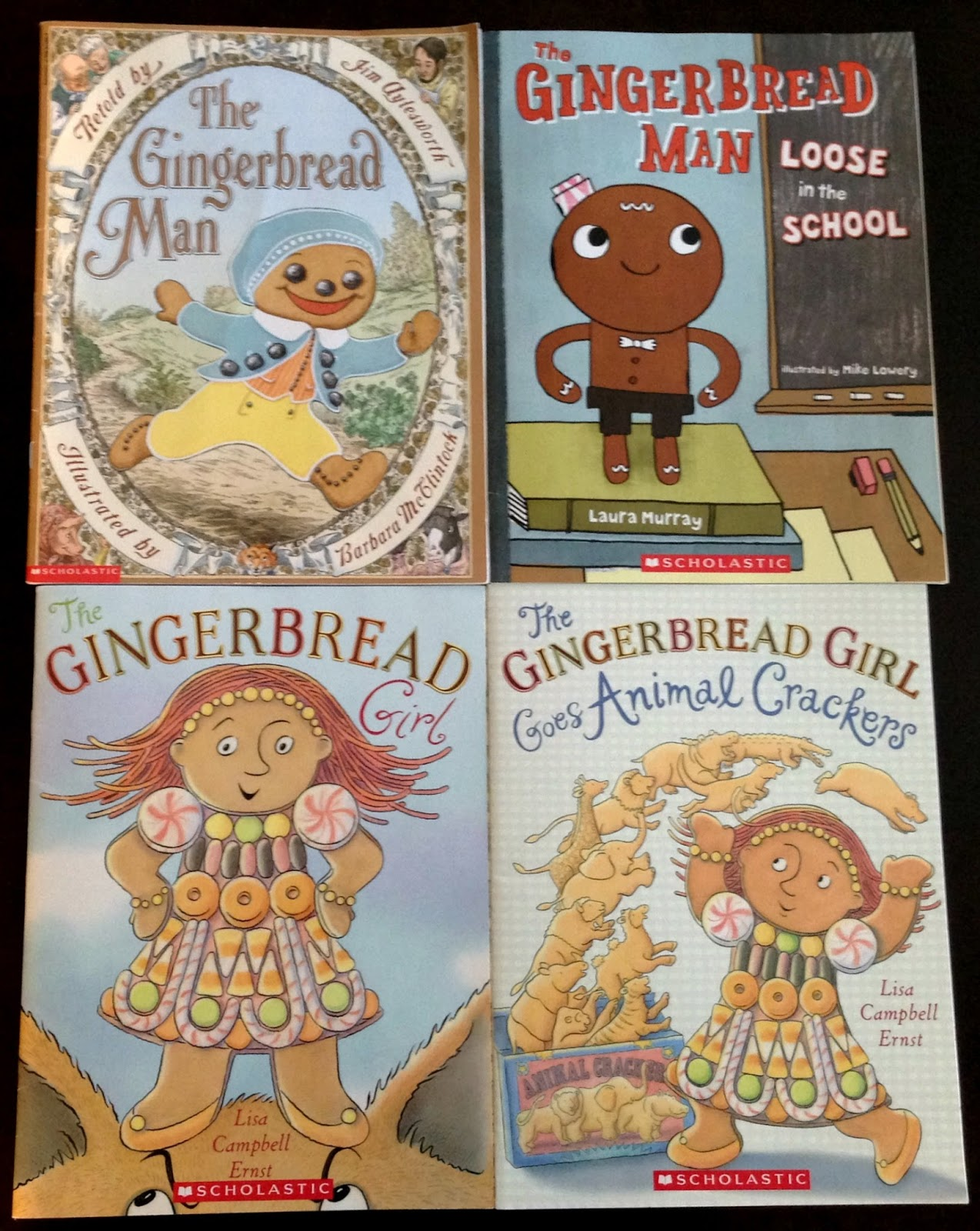 Testy Yet Trying 4 Outstanding Picture Book Variations On