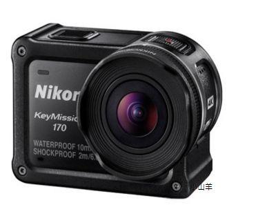 Nikon運動攝影機