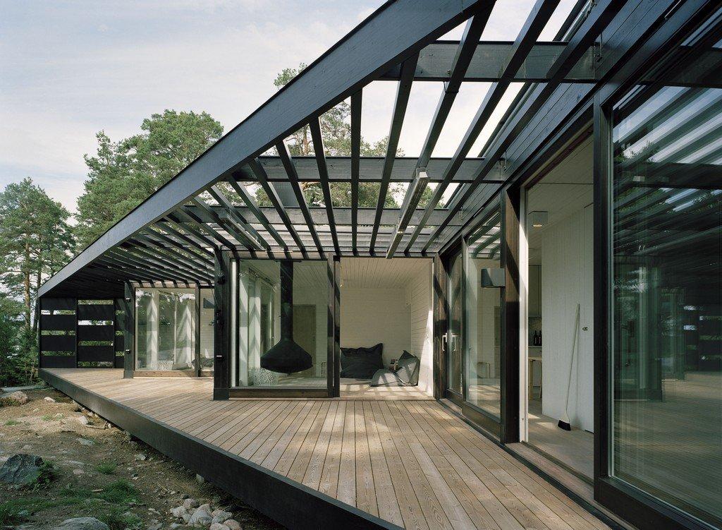 modern architecture box swedish sweden scandinavian stockholm architects designed