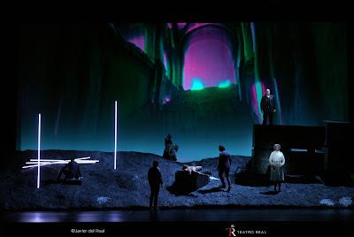 Ginastera: Bomarzo - German Olvera, John Daszak, Hilary Summers - Teatro Real, Madrid (Photo Teatro Real)