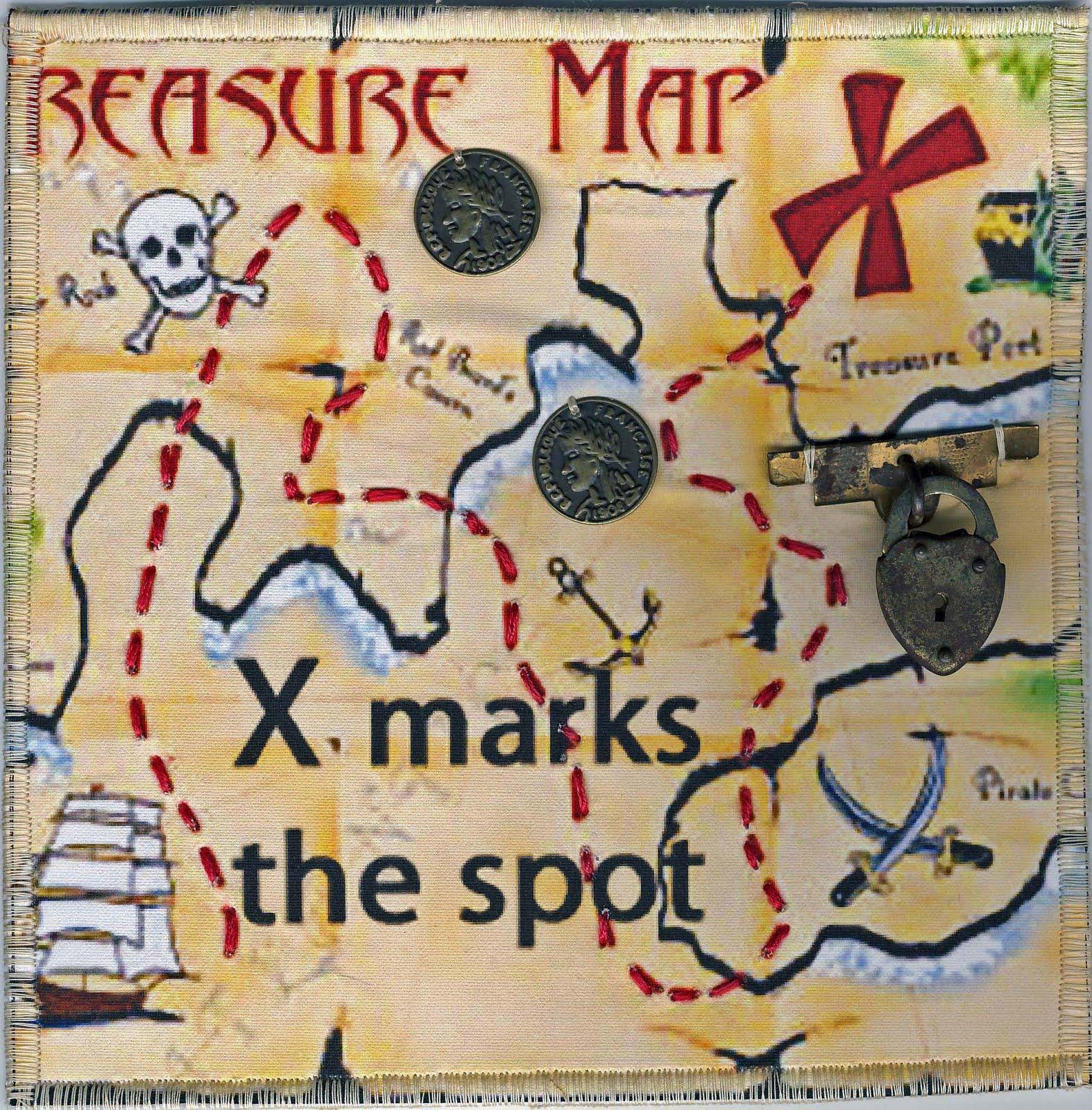 Treasures N Textures Alphabet Quiltie