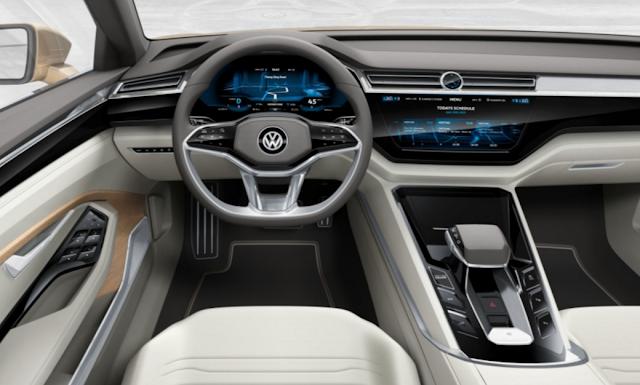 2015 Volkswagen Phaeton