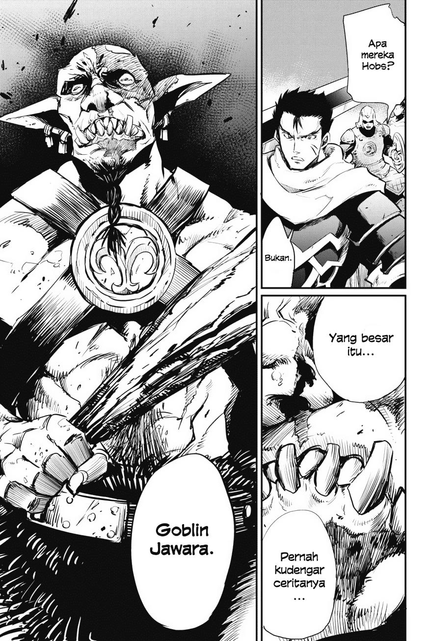 Goblin Slayer Chapter 13-15