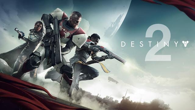 العرض الرسمي لطور اللعب الجماعي التنافسي في لعبة Destiny 2