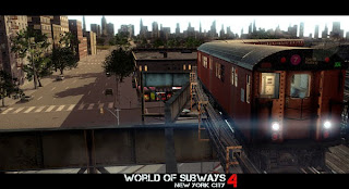 World of Subways 4 New York Line 7 Hotfix (PC)