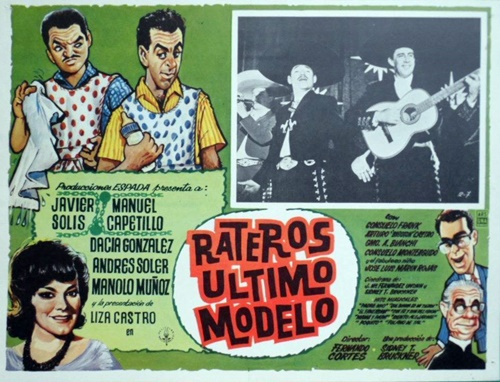 Rateros Ultimo Modelo poster