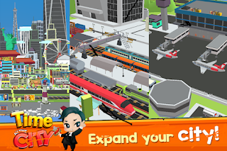 City Growing Apk - Free Download Android Game