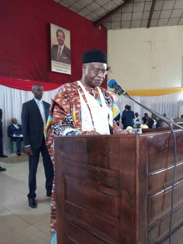 CPDM Conquers Fear, Launches Campaigns in Bamenda
