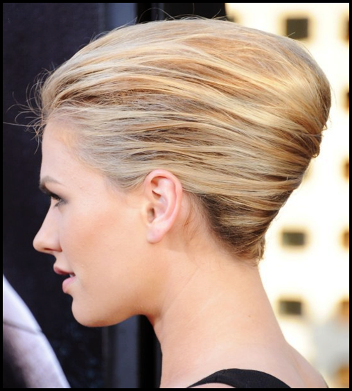 Loose Updos For Thin Hair: Latest Easy Updos For Thin Hair