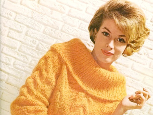 Easy Peasy 1960's Casual Day Look